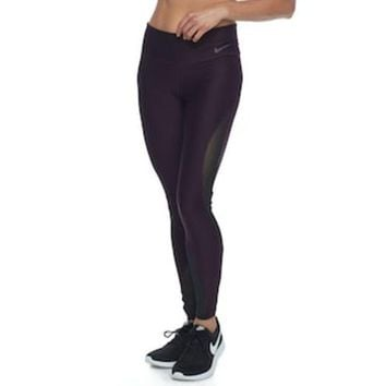 Women's Nike Power Training Mesh Tights | Null