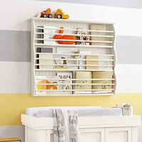 Catalina Magazine Rack | Pottery Barn Kids