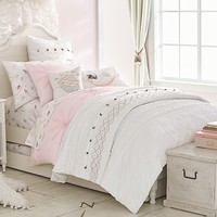 Isabelle Quilted Bedding