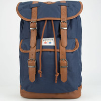 Benrus Scout Backpack Navy One Size For Men 25849021001