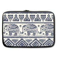 High Quality Aztec Tribal Water Resistant Neoprene Laptop Sleeve15 15.4 15.6 Inch Notebook Computer Bag Case Cover(Twin Sides)