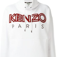 Kenzo Kenzo Paris Embroidered Sweatshirt - Satù - Farfetch.com