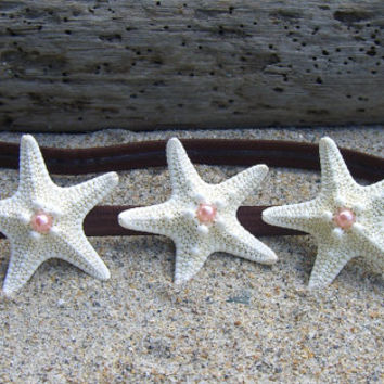 Mermaid Accessories,Starfish Headband,Beach Weddings,Nautical Weddings,Starfish Hair Accessory,Mermaid Birthday Party,Beach Hair Accessory,