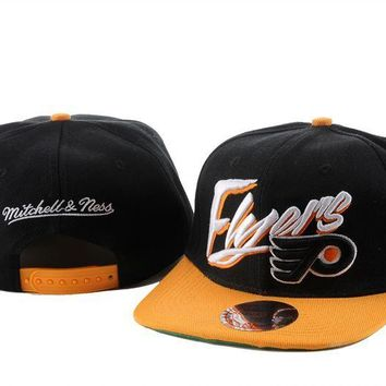 Philadelphia Flyers Nhl Cap Snapback Hat - Ready Stock