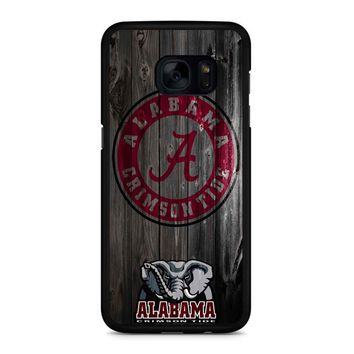 Alabama Crimson Tide Samsung Galaxy S7 Edge Case