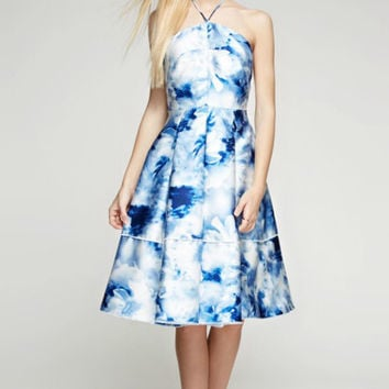 Alpine Skies Dress