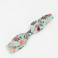 Urban Outfitters - Silky Bow Headwrap