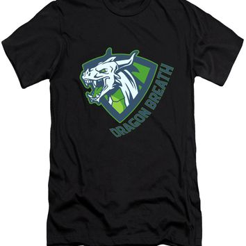 Dragons Breath - Men's T-Shirt (Athletic Fit)