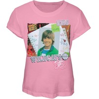 High School Musical - Troy Girl's T-Shirt