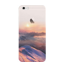 Clear | Sunset Iphone Case