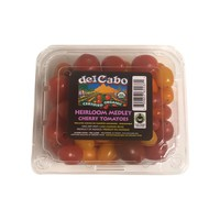 Del Cabo Organic Heirloom Medley Cherry Tomatoes from Erewhon - Instacart