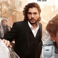 The One Grey by Dolce & Gabbana for men