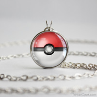Pkmn Pokeball pendants