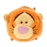 Disney Tigger ''Tsum Tsum'' Plush - Mini - 3 1/2''