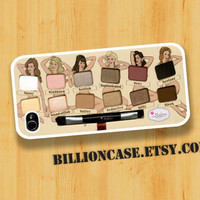 MakeUp Set Nude Tude - iPhone 4 Case iPhone 4s Case iPhone 5 Case idea case Galaxy Case Hard Plastic Case Rubber Case