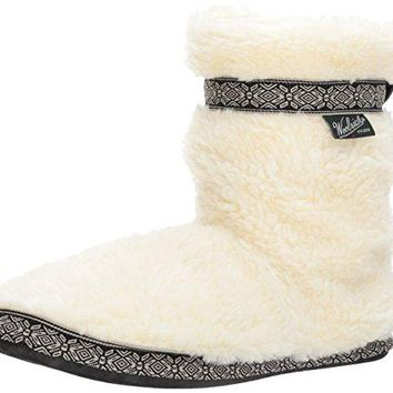 Woolrich Womens Whitecap Boot Slipper