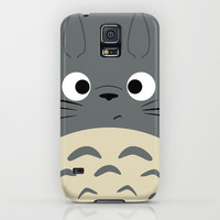 Curiously Troll ~ My Neighbor Troll Galaxy S5 Case by Canis Picta