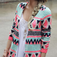 Painted Desert Sweater