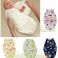 Baby Swaddle Blanket Flannel Baby Candle Bag = 1945934724