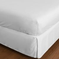 Warm Things Home 300 Thread Count Cotton Sateen Bed Skirt