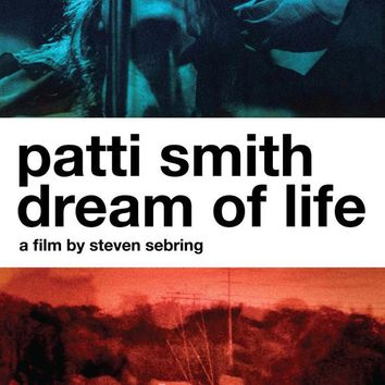 Patti Smith: Dream of Life 27x40 Movie Poster (2008)