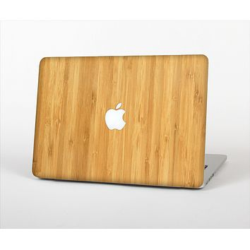 The Light Bamboo Wood Skin Set for the Apple MacBook Air 13""