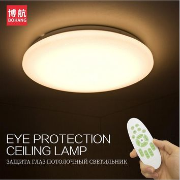 LED Ceiling Lights Color Change Ceiling Lamp Smart Remote Control