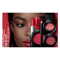 Look In A Box: Red Rocker   MAC Cosmetics - Official Site