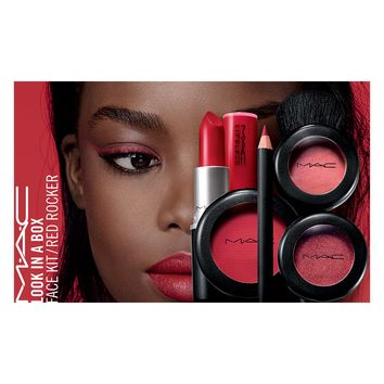 Look In A Box: Red Rocker | MAC Cosmetics - Official Site
