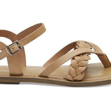 HONEY LEATHER WOMEN'S LEXIE SANDALS