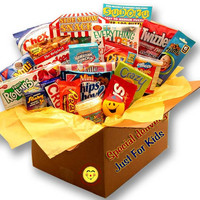Kids Blast Deluxe Activity Care Package