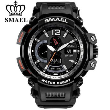 (VIP exclusive link)SMAEL Top Brand Luxury Men Digital LED Military Analog Watches Outdoor Sport Watch Relogio Masculino