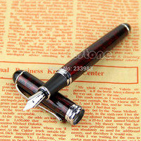 1pc JINHAO x750 Lava Red Medium Nib Fountain Pen New