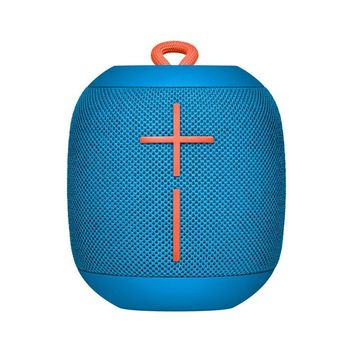 Logitech Ultimate Ears WONDERBOOM Portable Bluetooth Speaker  IPX7 Waterproof   10-hour Battery Life