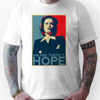 Scully: Maybe There's Hope Unisex T-Shirt