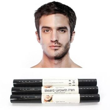 Professional Beard  Growth Liquid Pen For Men