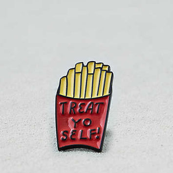 AEO Treat Yo Self Pin, Multi