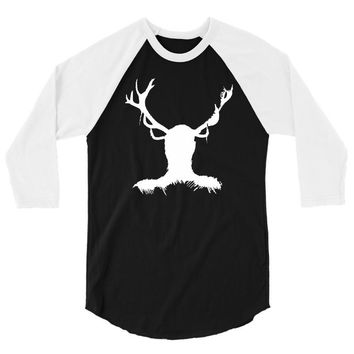 hannibal   stag 3/4 Sleeve Shirt