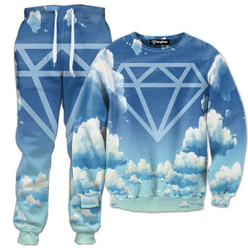 Diamond Sky Tracksuit