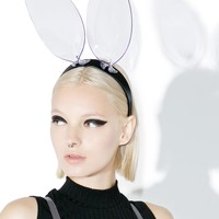 Clearly Bunniez Ears