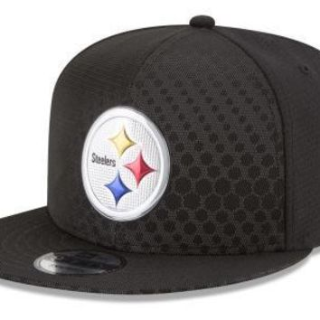 NFL Pittsburgh Steelers 2017 On Field Color Rush 9FIFTY Snapback Cap