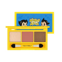 TONYMOLY Eyetone Triple Color Palette MIGHTY ATOM EDITION