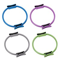 Ring Pilates Magic Fitness Circle for Yoga