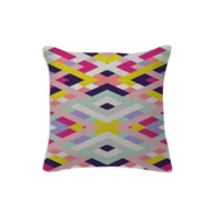 Smart Diagonals Blue created by House of Jennifer | Print All Over Me