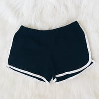 Cotton Runner Shorts