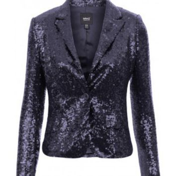 Sparkle Me Pretty Sequin Blazer