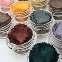 Mineral Eye Shadow Sample 4 For $18.. on Luulla