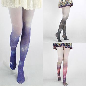 2016 lolita harajuku tights for women japanese stars animal girls kawii women 3 colors Pantyhoses