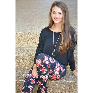 Forever Floral Leggings