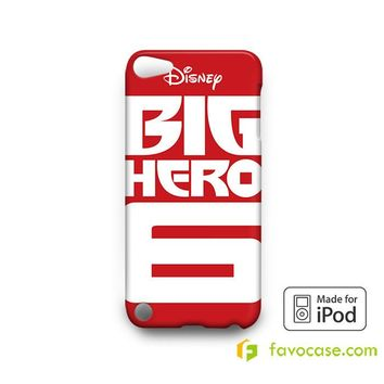 BIG HERO 6 '1  iPod Touch 4 5 6 Case